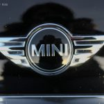 Mini car badge