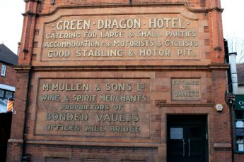 The Green Dragon Hotel Hertford