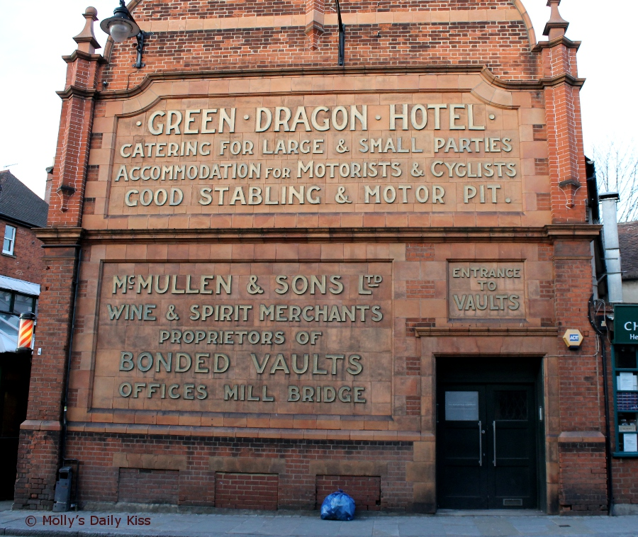 Day 103 – Green Dragon Hotel