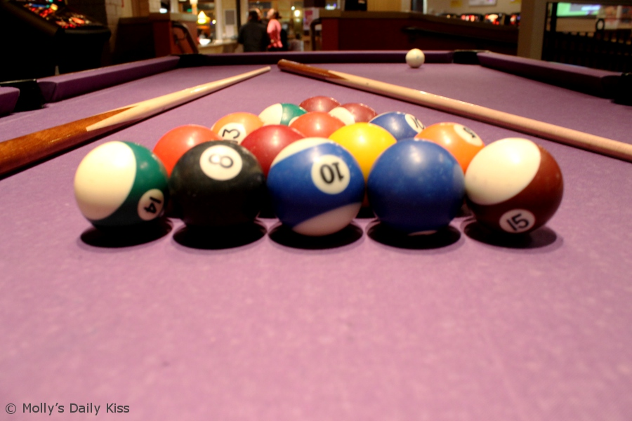 106 – Coloured Balls