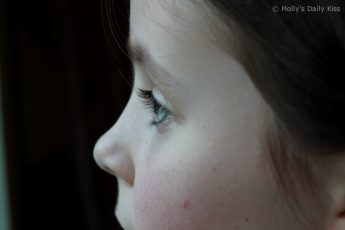 Profile picture of young girl