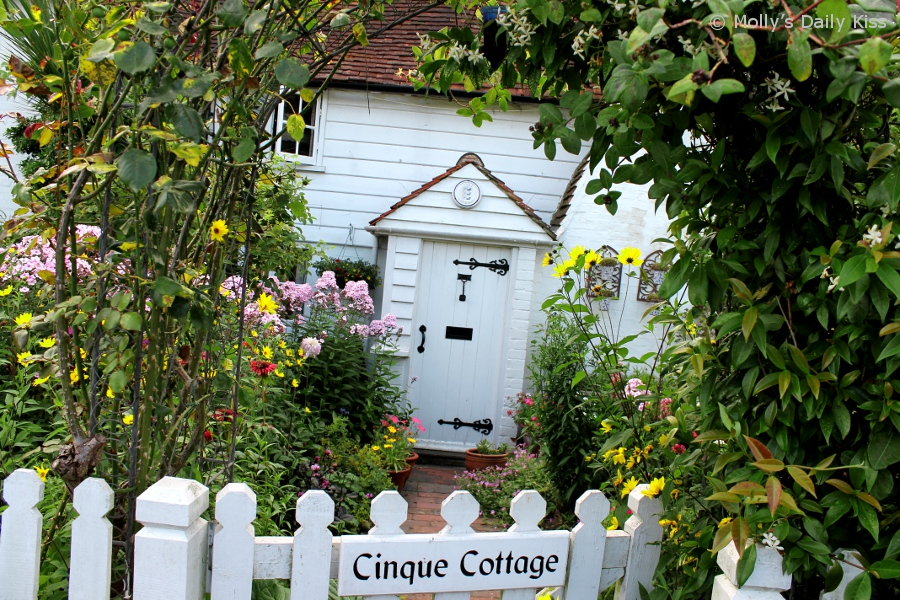 English Country Cottage in Ticehurst Sussex