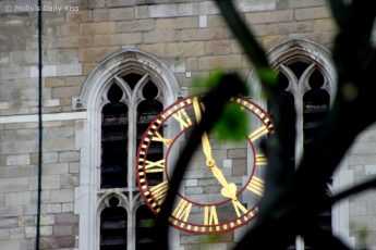 The Clock on Southwark Catherdral