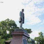 Abraham Lincoln in Edinburgh