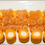 Orange Dolly Mixtures