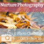 Nurture Photography challenge button
