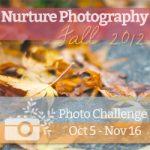 Nurture Photography challenge button