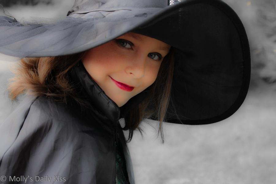 Very pretty witch