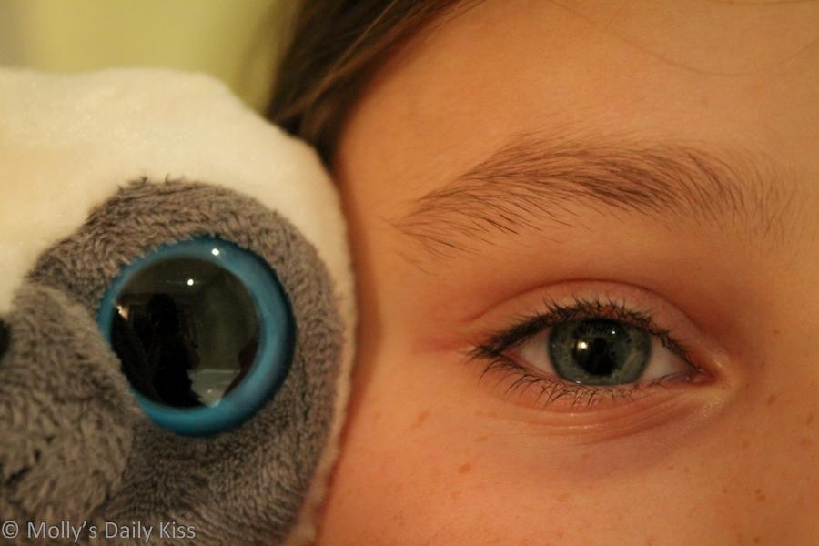odd eyes make a pair