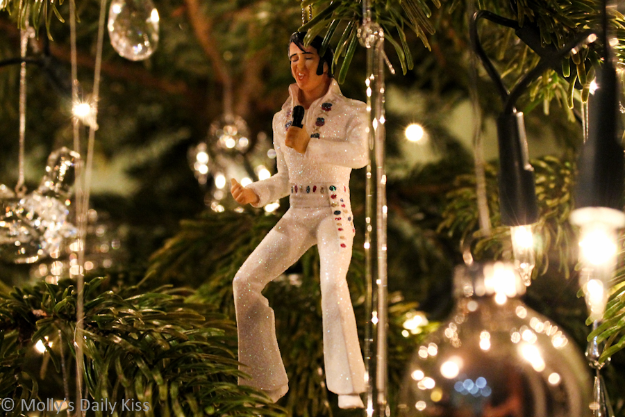 Christmas Elvis Decoration