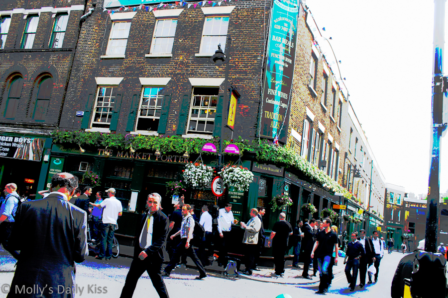 Borough Market pub