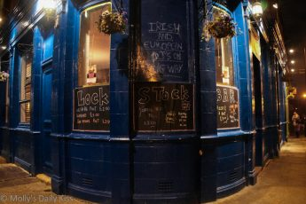 Lock Stock Bar Kennington London