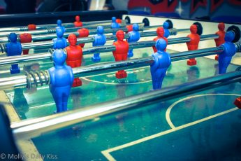 Table football men