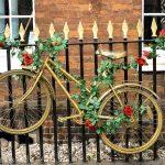 Golden Bike In henley-on-Thames