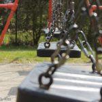 Empty Swings in the park