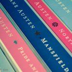 Jane Austin books