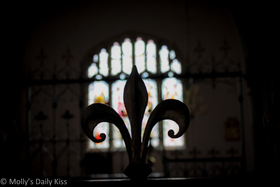Inside church photography