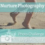 Summer Nurture Photography Challenge