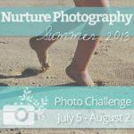 Summer Nurture Photography Challenge