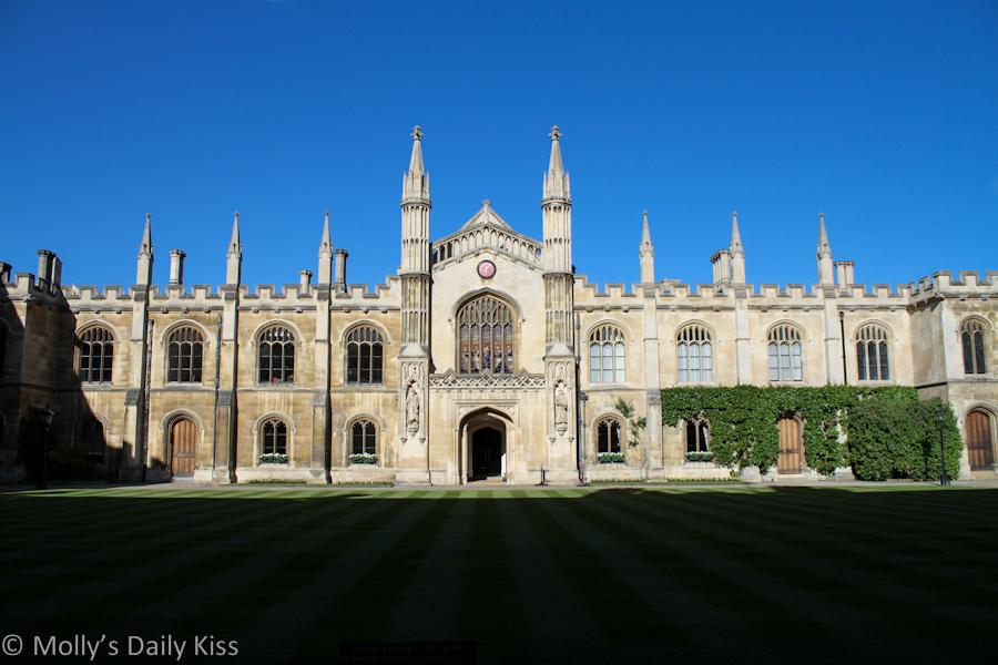 Corpus Christi Cambridge