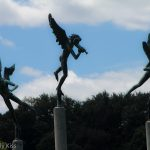 Playing Angels Fairmont Park Philadelphia