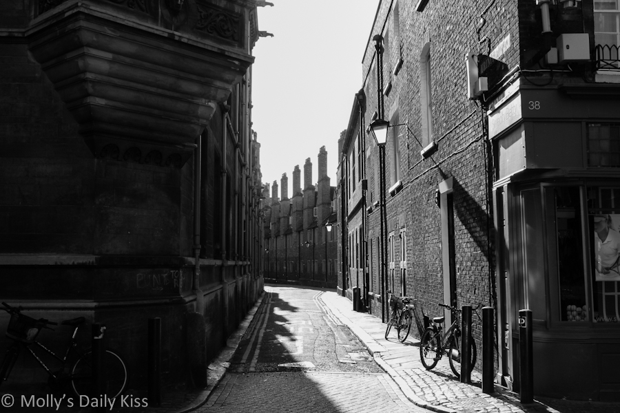 Passageway in cambridge