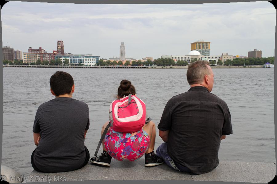 Deleware River Views