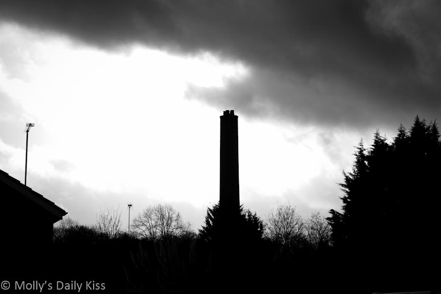 Urban chimney QEII hospital