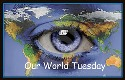 Our world Tuesday blog badge