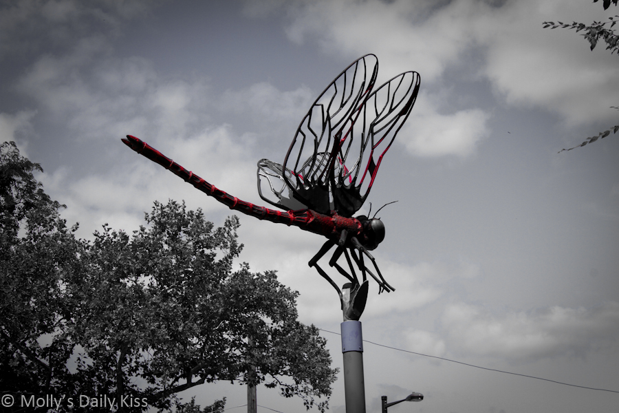 bug sculpture philadelphia