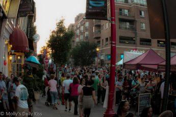 Food Market on South Street Philadelphia