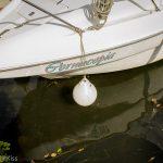 Boat called the Pornicopia