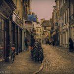 Cambridge street in HDR