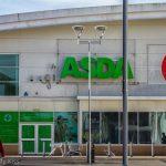 Reflections in Asda supermarket Hatfield
