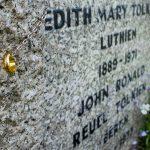 Tolkien Grave Oxford