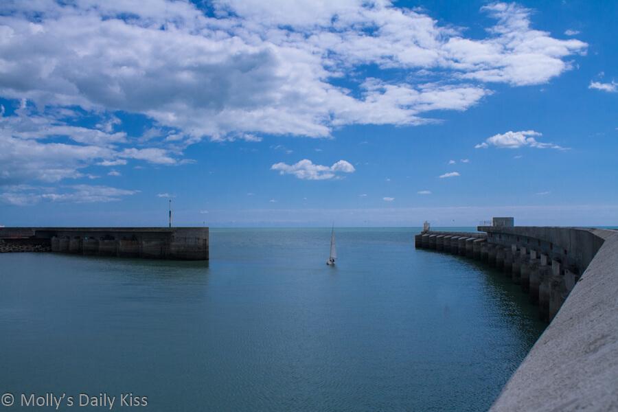 Brighton Marina Breakwater
