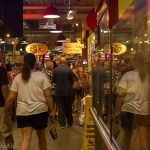 People shopping in Reading Terminal Market