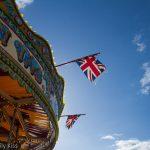 Seaside carousel Brighton