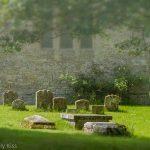 Lost village of Hampton Gay Oxfordshire