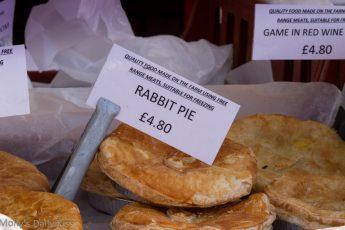 Rabbit Pie Hatfield Farmers Market