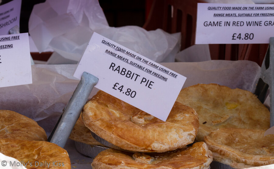 Rabbit Pie Hatfield Farmers Market