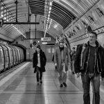 People on the underground