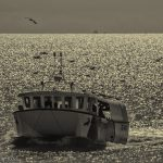 Lucky Lucy Hastings fishing boat