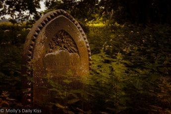 Amelia Welsh Gravestone Ayot St Peter