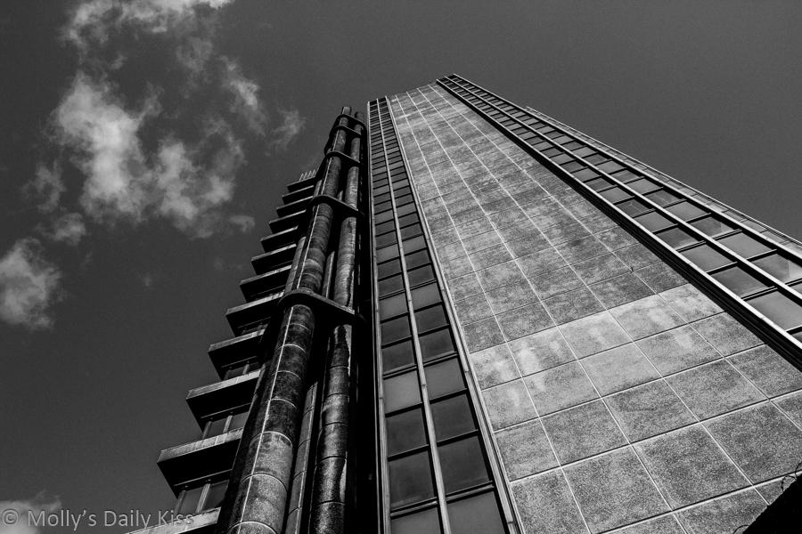 London building brutalist style