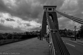 Bristol suspension bridge the gap