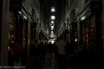 Covent Garden mall