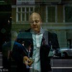 wax man Paul in London