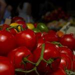 Tomato in the market