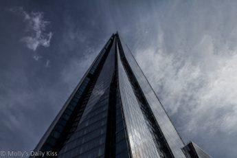 London Shard sky